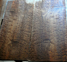pomelle gorgeous quilted sapele tonewood guitar luthier set back sides