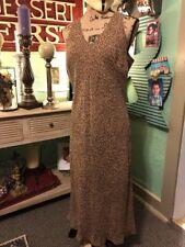 Womens Ann Taylor Sleevless Sheath Dress Size 12 Cross Back