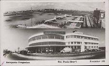 BRAZIL SAO PAULO AVATION AEROPORTO CONGONHAS FOTOLABOR 181 REAL PHOTO