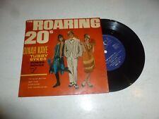 """Dinah Kaye avec Tubby Sykes & the Powerhouse sept-The Roaring années 20 - 1963 7"""""""