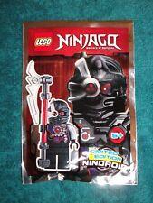 LEGO NINJAGO: Nindroid Polybag Set 891730 BNSIP
