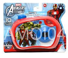 Avengers Kids Camera View Pictures Slides Iron Man, Hulk, Captain America New