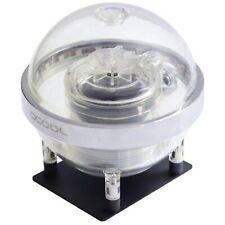 Alphacool Eisball mit Digital RGB, Ausgleichsbehälter, transparent