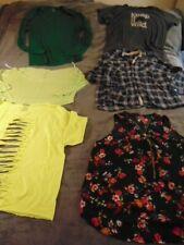 Women's Plus Size 1X,2X,18/20 Tops Clothing Lot x 10 Cupio,Gildan,Woman Within