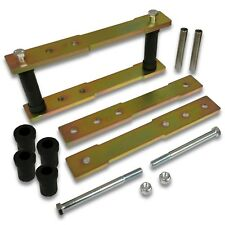 1 To 4 Adjustable Rear Leaf Spring Shackle Lift Kit A Body Dart Duster Valiant Fits 1960 Valiant