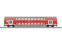 Märklin H0 43585 Doppelstockwagen 2. Klasse der DB AG - NEU + OVP