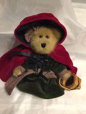 Boyd's Bears Bailey Little Red Riding Hood PlushRetired