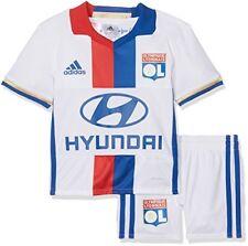 Tenue Adidas Jr Olympique de Lyon Domicile 2016-2017 Bebé White-collegiate... 116