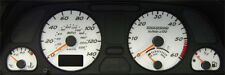 Lockwood Peugeot 306 Diesel with Oil & Digital Mileage RED (ST) Dial Kit 44RR