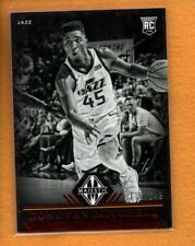 DONOVAN MITCHELL 2017-18 CHRONICLES PINNACLE ARTIST PROOF RC RED #304 /249