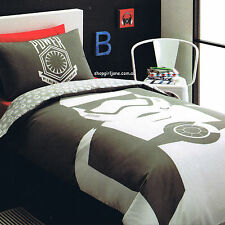 Star Wars - Power - Single/US Twin Bed Quilt Doona Duvet Cover set