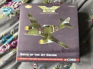 "Corgi Aviation Archive Messerschmitt ME262A Kommando Nowotny, ""White 8"" AA35706"