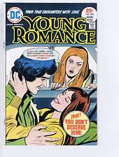 Young Romance #205 DC Pub 1975
