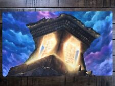Mana Crypt Playmat Mtg Eternal Masters Art Magic The Gathering
