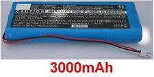 Batterie 3000mAh type 12XNIM-SCE Pour Wavetek 4010-00-0067