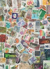SINGAPORE: 192 USED STAMPS