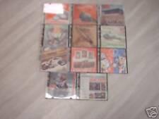 CD AUDIO MOTORCYCLE SOUNDS ISLE OF MAN TT 1962 PART 1 & 2,MCINTYRE,TAVERI,HAILWO