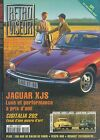 RETROVISEUR n°122 10/1998 JAGUAR XJS CISITALIA 202 DAUPHINE GORDINI ARONDE