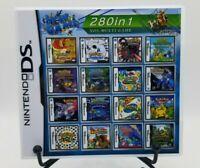 280 in 1 Nintendo DS Multi Cart | Shadows of Almia | Pokemon Ranger | PKMN
