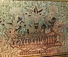 New! Konami Yu-Gi-Oh! Legendary decks 2 unlimited  booster singles U pick'em