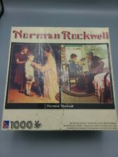 Norman Rockwell Sure-Lox 1000 piece puzzle