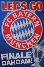 FC Bayern München-POSTER a3 (circa 42 x 28 cm) - skinning fan Raccolta Nuovo