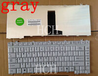 NEW FOR Toshiba Satellite A200 A205  M200 A300  L200 M300 L300 Keyboard US gray