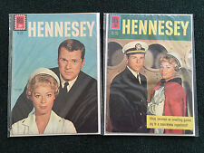 Lot of 2 Hennesey Comic Books #1200 & # 1280 NM/NM+