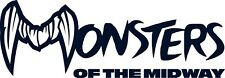 """Chicago Bears Monsters of the Midway vinyl Sticker Decals 9"""""""