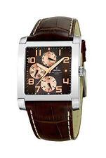 Quadratische Armbanduhren mit 50 m Wasserbeständigkeit (5 ATM)
