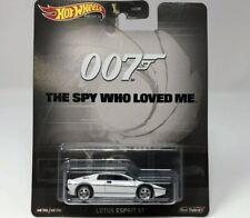 Lotus Esprit S1 Bond The Spy Who Loved Me 007 * Hot Wheels Retro Premium
