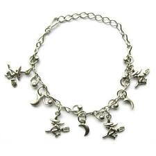 Handmade Mixed Metals Costume Charms & Charm Bracelets