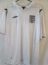 England Training Umbro Football Shirt Size Xl /11680