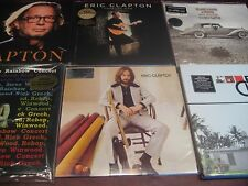 ERIC CLAPTON S/T VALUABLE RARE COLLECTORS 180 GRAM UK DELUXE PACKAGING +7 LP SET