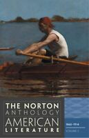 The Norton Anthology of American Literature (Eighth Edition)  (Vol. C) by