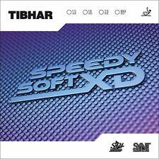 Tibhar Speedy Soft XD / Tischtennisbelag / NEU /zum Sonderpreis