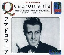 Quadromania Audio  4 CD | Box Set, Import Charlie Barnet and his Orchestra NEW