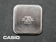 VINTAGE TAPA (CASE BACK)  CASIO FOR CASIO CA-90 NOS