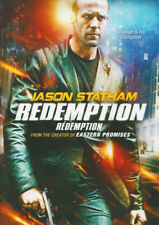 Redemption DVD 2013 Jason Statham FREE SHIPPING IN CANADA