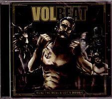 CD (NEU!) VOLBEAT - Seal the Deal & let's Boogie (For evigt Devil's bleedi mkmbh