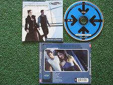 """Latin Pop SENTIDOS OPUESTOS """"Viento a Favor"""" ORIGINAL Mexico 1998 CD EMI"""