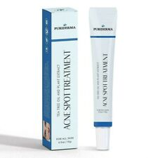 Puriderma Acne Spot Treatment For Acne Prone Skin Mild Moderate Severe SEALED