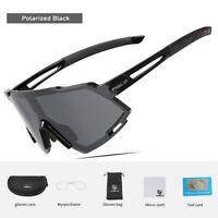 Cycling Polarized Sunglasses Eyewear Glasses Outdoor Sport Goggle for Men