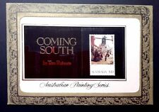 Australia 1977 QEII $10 Coming South Painting Presentation Pack