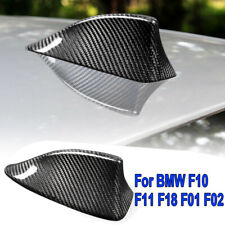 CAR BLACK SHARK FIN ANTENNA ROOF  DECORATION STYLING For BMW F10 F11 F18 F01 F02