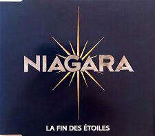 Niagara Maxi CD La Fin Des Etoiles - Europe (EX+/EX+)