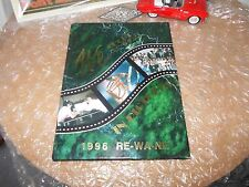 ORIGINAL 1996 RENO HIGH SCHOOL YEARBOOK/ANNUAL/JOURNAL/RENO, NEVADA