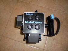 Polaroid 402 Miniportrait Studio Express camera.USED!