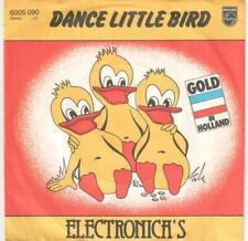 "<0101> 7"" Single: Electronica's - Dance Little Bird"