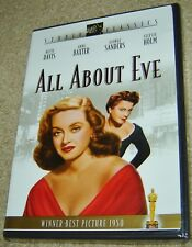 All About Eve (Dvd, 2003, Studio Classics), New & Sealed, Best Picture Winner!